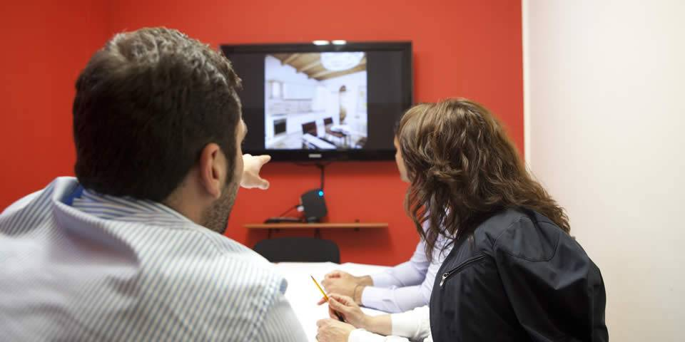 Purchase assistance for buying houses in Sicily, briefing con i clienti
