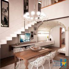Ville masserie e case da abitare in sicilia acquisto for Ristrutturazione case antiche interne
