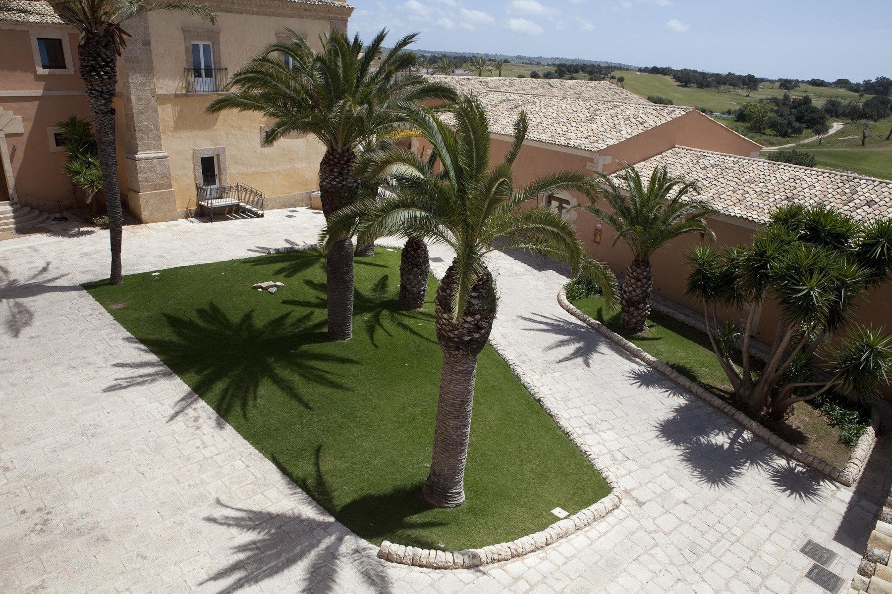 Awesome donnafugata golf resort giardini e spazi verdi - Progetti giardino per villette ...